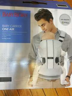 嬰兒袋 Baby carrier one air