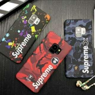 Supreme* / APPE* Samsung Phone Case