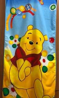 Winnie pooh towel (Microfiber)