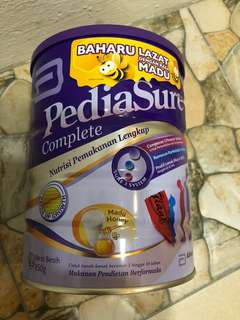 Pediasure Honey 850g