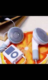 500XL iPod Ear Phone Speakers!