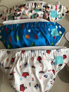 Charlie Banana Cloth Diapers set (New)