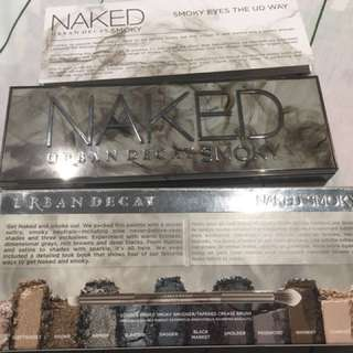 Brand New Authentic Urban Decay Naked Smoky