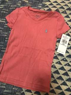 Polo Ralph Lauren Vneck Shirt