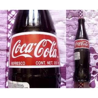 可口可樂11年麥西哥355毫升特別版玻璃樽一枝