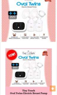 Tiny Touch Twins Electric Breast Pump
