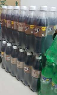 2 boxes A&W 425 ml carbonated drink
