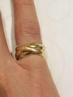 Cartier Ring. 戒指 #53 号