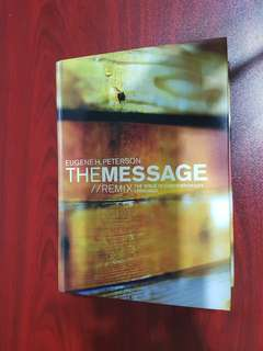 The Message Bible | Eugene Peterson