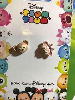 Disney Tsum Tsum Duffy ShellyMay earrings