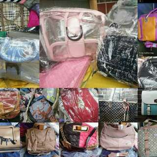 KOREAN BRANDNEW BAGS/MALL PULL OUT BAGS