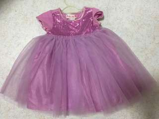 Baby Lulu Tutu Princess Dress