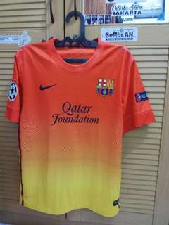 Jersey Barcelona away PI 1:1 mint cond size S Euro