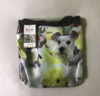 icute dog sling bag