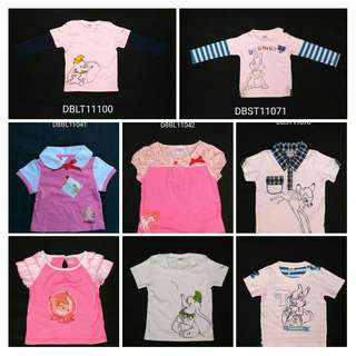 Stock Clearance Girl&Boy's Top Disney Edition