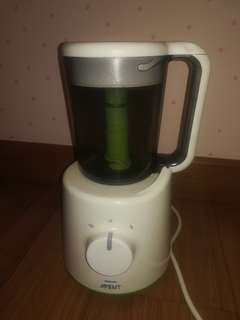 Phillips Avent Steamer Blender