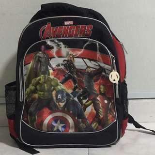 Marvel Avengers school bag