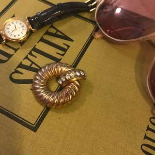 Vintage 襟針