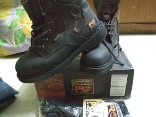 safety boots Timberland pro