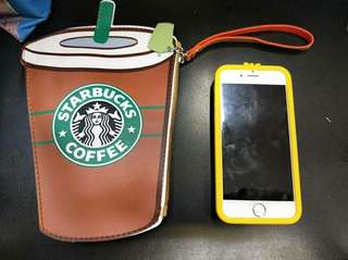 STARBUCKS SERIES BIG POUCH