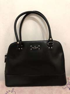 Kate Spade Leather Handbag (Large)