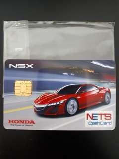 NSX cashcard