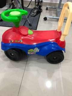 LBL Kids Ride (Tolocar)