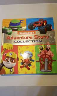 Nickelodeon Adventure Story collection