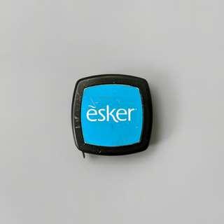 """Mini """"Esker"""" Portable Retractable Measuring Tape"""