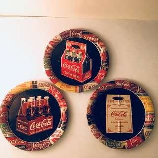 Coca Cola Mini Tray
