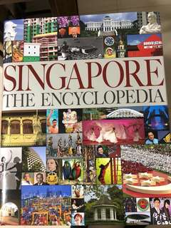 Singapore the encyclopedia