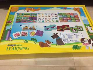 Learning - puzzle, similarity, opposite