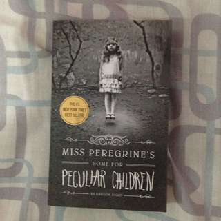 Ms. Peregrine Home for Peculiar Children