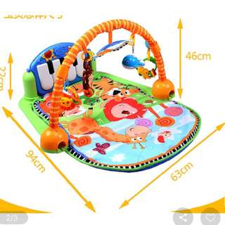 Kick and Play Baby Gym Mat