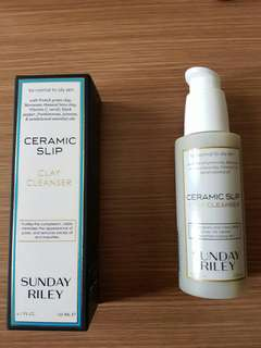 Sunday Riley Ceramic Slip Clay Cleanser 125ml