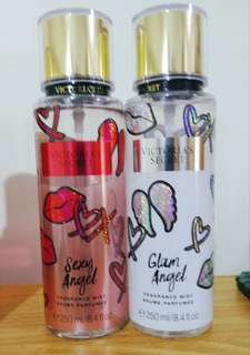 VS Glam Angel and Sexy Angel Fragrance Mist