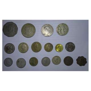 Old Philippine  Coins