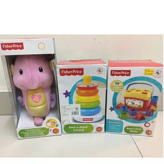 Fisher Price Toys (3 items at 1 price)