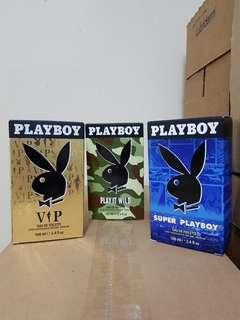 Playboy EDT 100ml Assorted