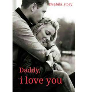 Ebook Daddy, I Love You - Sabila Septiani