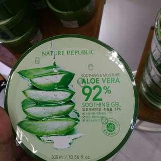 Aloe Vera Nature Republic 92% Original