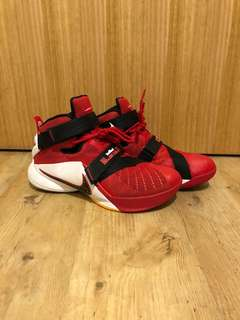 LeBron Soldier 9s (Basketball)