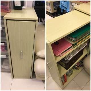 手拉書櫃/儲物櫃