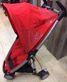 Quinny Zapp Xtra Red Foldable Mclaren Pockit Graco Mini Cooper Esprit Chicco Combi ikea