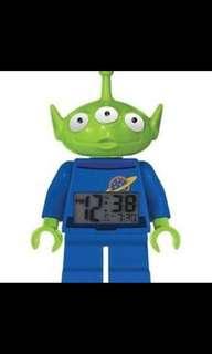 徵 三眼仔 三眼怪 樂高 時鐘 Lego