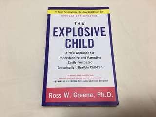 The Explosive Child - Ross W. Greene