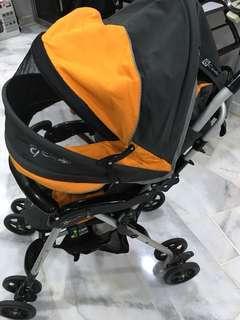 Capella Korea brand Strollee