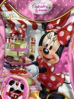 Authentic Minnie trolley bag