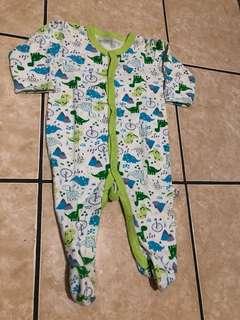 Libby Sleepsuit Dino