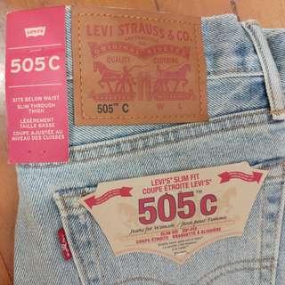 Levis 505 短褲 shorts
